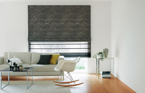 roman blinds supplier